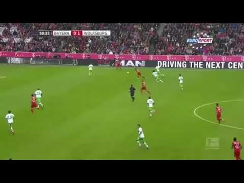FC Bayern München 5:1 VFL Wolfsburg (Lewandowski 5 goals in 9 minutes)