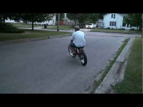 Schwinn Stingray Chopper Bicycle 3 speed | FunnyCat TV