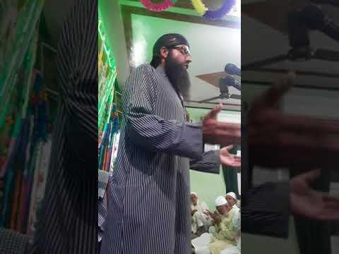 MuBaRak RaBani SahaB At IMaM AhMad Raza Movement Jammu Kashmiri srinagar