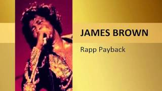 James Brown   Rapp Payback