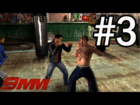 9mm - iPhone Gameplay Chapter 3: Latino Hotseat HD
