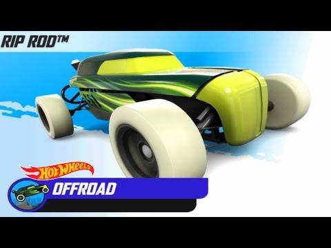HOT WHEELS: RACE OFF ✔ RIP ROD |  Racing Game