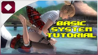 Dead Or Alive 5: Last Round - Basic System Tutorial (1080p/60FPS)