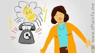 Звонилка(ЗВОНИлКА или Автоинформатор – это программа, которая может обзвонить клиентов по списку, не занимая телефо..., 2016-04-08T08:56:05.000Z)