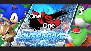 Overdrive | Conviction (Fox & Sonic) Vs. Moon Monkey (Yoshi)