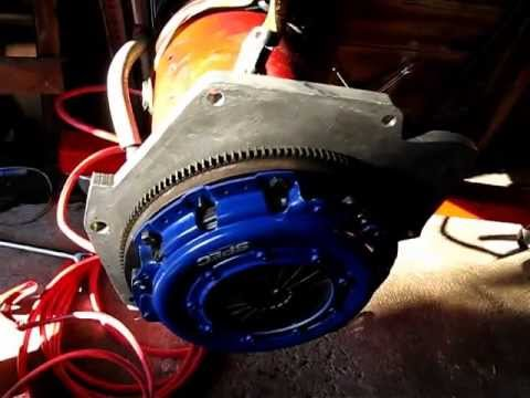 Sept 12 2012 New Spec Clutch Installed Flywheel Woes Youtube