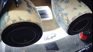 КЛАССНЫЙ БАСС. АВТОЗВУК В BMW3 E92 335i. ПРАВИЛЬНЫЙ АВТОЗВУК.