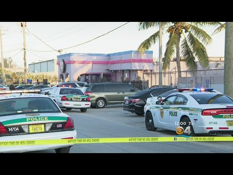 One Dead, Another Injured In Miami Strip Club Shooting