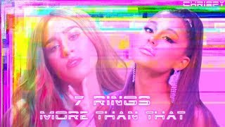 Lauren Jauregui & Ariana Grande - More Than That / 7 rings (Mashup)