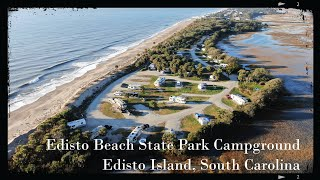 Edisto Beach State Park Campground - Edisto Island - South Carolina