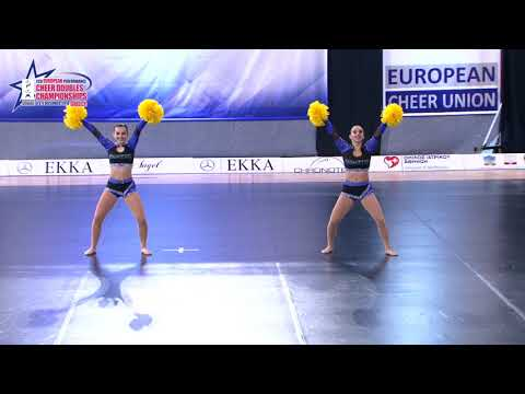 03 SENIOR DOUBLE FREESTYLE POM Kholobko   Solovei  PROMETEY  UKRAINE