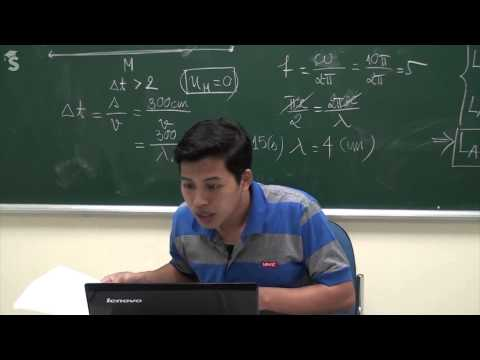 Trực tiếp - Các bài tập hay về sóng cơ học