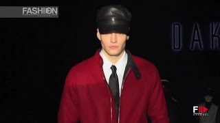 DAKS Full Show Autumn Winter 2015 2016 Milan Menswear by Fashion Channel