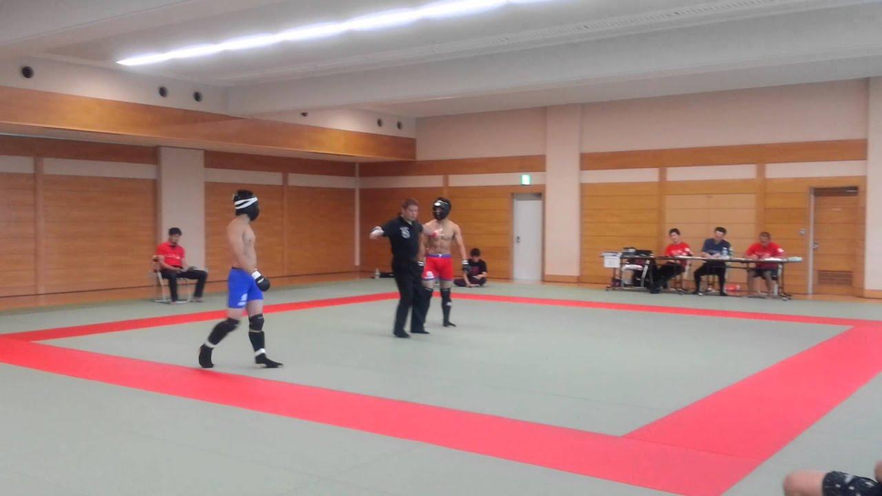 Amateur Shooto Tokyo 7-6-2014  FIGHT 佐須 'SASUKE' 啓祐(Keisuke Sasu)