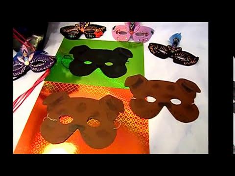diy 8 hund maske basteln f r fasching party deko theater f r gro klein diy kekaplauderei. Black Bedroom Furniture Sets. Home Design Ideas
