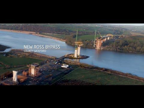 New Ross Bypass, County Wexford,  Ireland - ULMA Construction [en]