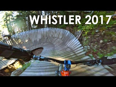 Whistler Bike Park Highlights 2017 - It was a good year!