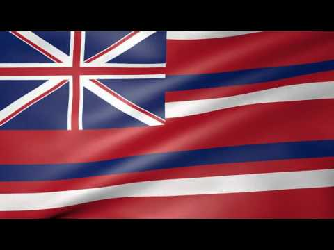 Hawaii state song (anthem)