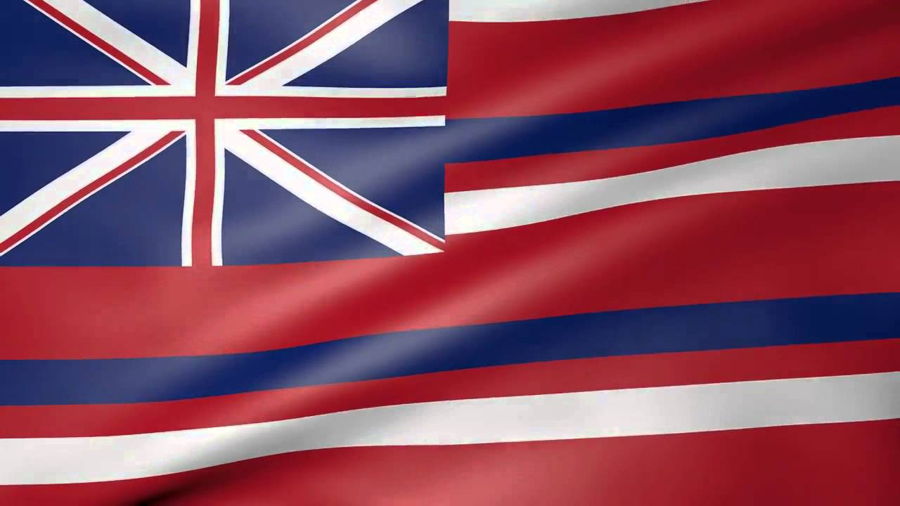 Hawaii state song (anthem) - YouTube