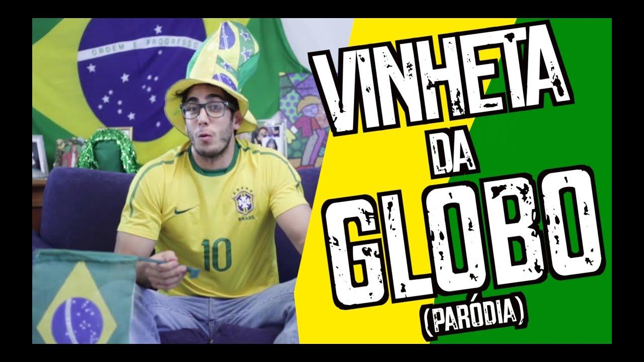Paródia Vinheta da Globo - DESCONFINADOS