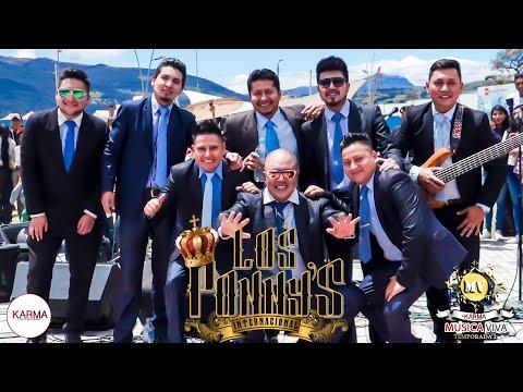 LOS PONNY'S INTERNACIONAL - MOSAICO DE ÉXITOS EN VIVO (Video En Vivo 4K) Producción 2018