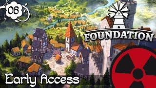 Foundation - #08: Endlich Fischerboote! ☢ [Lets Play-Deutsch]