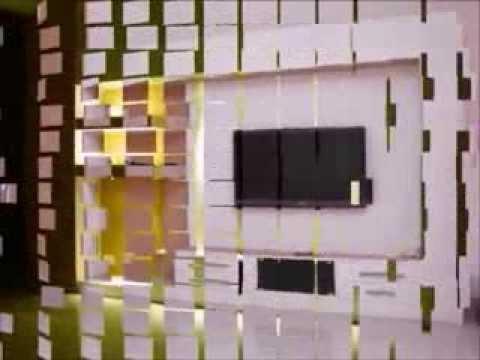 TV Unit Transformation By VK Designs Interior Design Company
