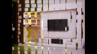Tv Unit Transformation By Vk Designs, Interior Design Company.