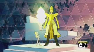 Steven Universe [YTP] Yellow Pearl became insolent and Yellow Diamond destroys her