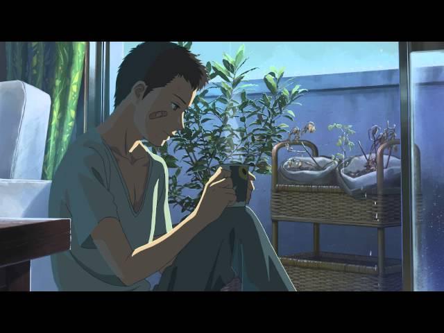 映画『言の葉の庭』予告編映像