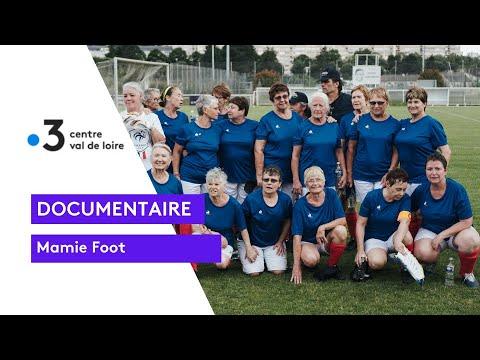 """""""Mamie Foot"""", suivez des grand-mères qui vont jouer au football contre l'équipe d'Afrique du Sud"""