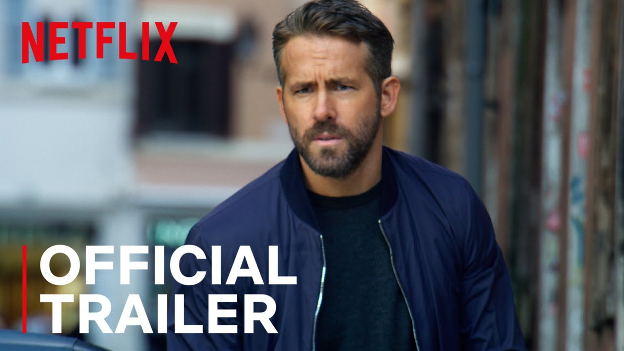 Ryan Reynolds in 6 Underground trailer op Netflix België