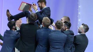 Конкурс «Мистер Газ» в РГУ нефти и газа имени И. М. Губкина