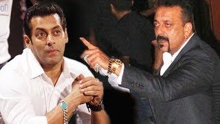 Sanjay Dutt FINALLY Opens On BIG FIGHT With Salman Khan