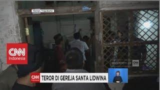 Keluarga Pelaku Teror Gereja Santa Lidwina Histeris Rumahnya Didatangi Petugas