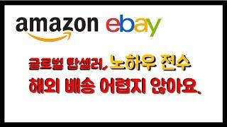 ebay 탑 셀러 노하우 방출, 해외 배송 어렵지 않아…