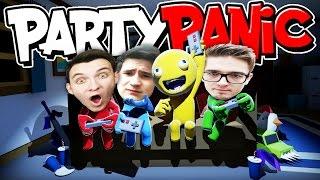 NEJZÁBAVNĚJŠÍ HRA? w/ Bax, Wedry | Party Panic #1 | HouseBox