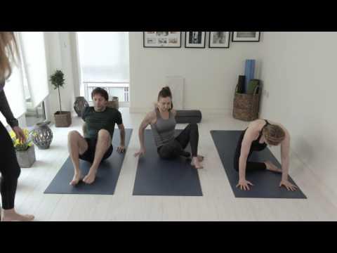 Yin Yoga Hips and Thigh