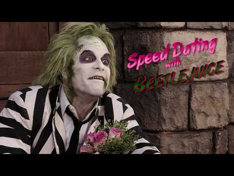 Speed Dating with Beetlejuice