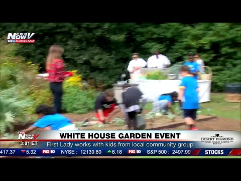 FNN 9/22/17: Melania White House Garden event, Mexico textile factory collapse, Trump v. Kim Jong Un