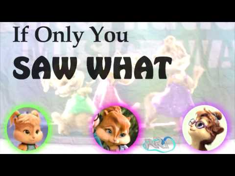 The Chipettes - What Makes You Beautiful [Lyrics Video](HBD Troyeismyqueen & Blushes)