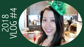 Vlog - St. Paddy's Day and Infinity Mirrors (2018.04)