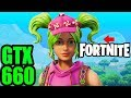 Fortnite - GTX 660 OC | 100% resolution  | 1080p | 900p | 720p | FRAME-RATE TEST