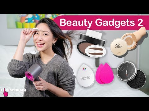 Beauty Gadgets 2  Tried and Tested: EP114