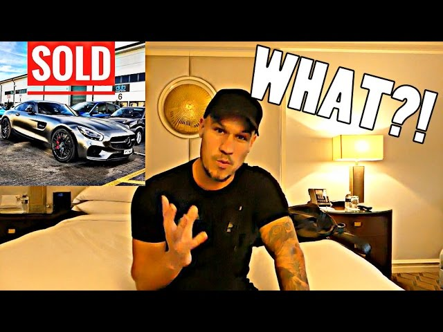 I HAVE SOLD MY MERCEDES AMG GT-S!!