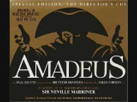 Amadeus OST - Symphony No 29 In A, K 201; 1st Movement