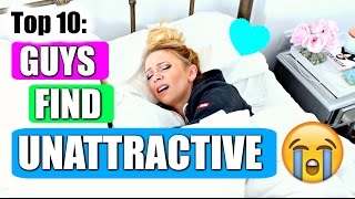 One of Ask Kimberly's most viewed videos: 10 Things GUYS Find UNATTRACTIVE: Teen Edition Back to School Giveaway