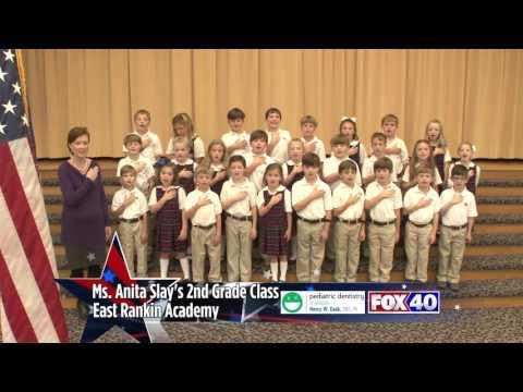 East Rankin Academy - Ms. Anita Slay's 2nd Grade Class