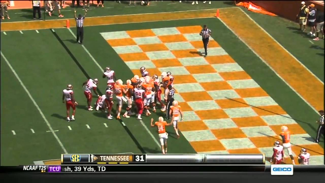 Kick-Off Time, TV Info Set for Tennessee vs. Kentucky Game ...