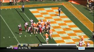 Tennessee  Vs Western Kentucky FULL GAME HD 2013